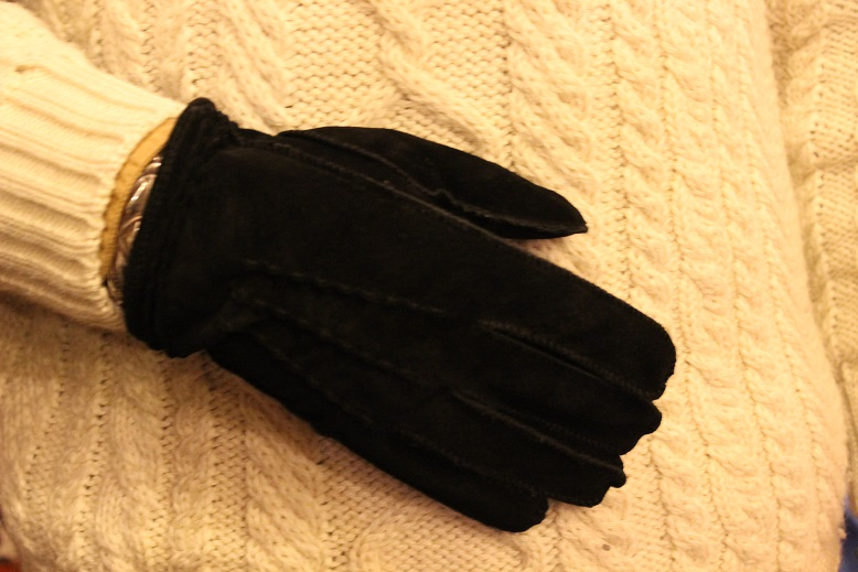 "ANACHRONORM ""GENTLEMAN\'S GLOVE by ISLAND KNIT WORKS\"" ご紹介_f0191324_98431.jpg"