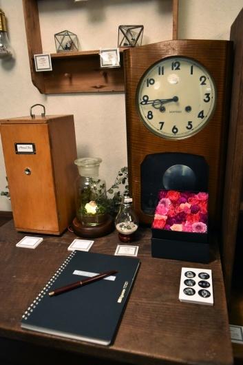 時計荘xROUSSEAU企画展「石の夢」ご報告と御礼_f0280238_22594959.jpg