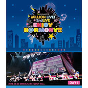 THE IDOLM@STER MILLION LIVE! 2ndLIVE ENJOY H@RMONY!! LIVE Blu-ray/rino(CooRie)RELEASE INFORMATION_e0189353_1752837.jpg
