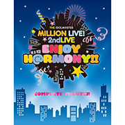 THE IDOLM@STER MILLION LIVE! 2ndLIVE ENJOY H@RMONY!! LIVE Blu-ray/rino(CooRie)RELEASE INFORMATION_e0189353_1773232.jpg