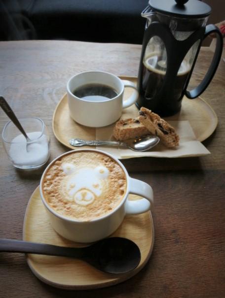 軽井沢焙煎所 Cafe\'Sucre\'  innocent coffee*NEW OPEN!_f0236260_15171144.jpg