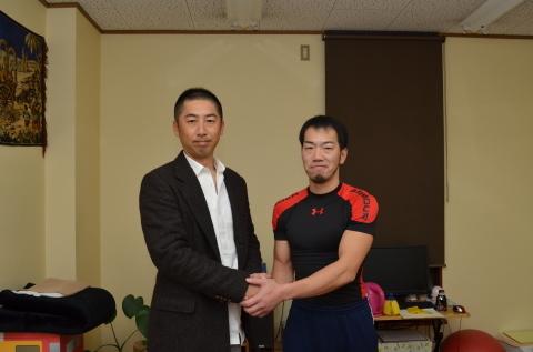 阪神タイガース 今岡 誠 二軍打撃兼野手総合コーチと、対談させていただきました~♪\(^o^)/_d0191262_19012083.jpg