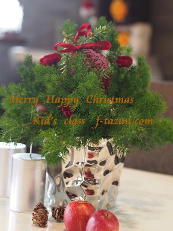 キッズクラスクリスマス(^^♪_d0144095_16364364.jpg