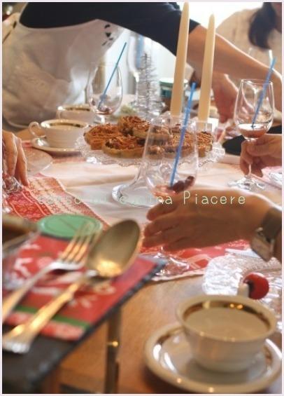 【クリスマスティー&イタリア菓子レッスン】ご報告♪_b0107003_13121017.jpg