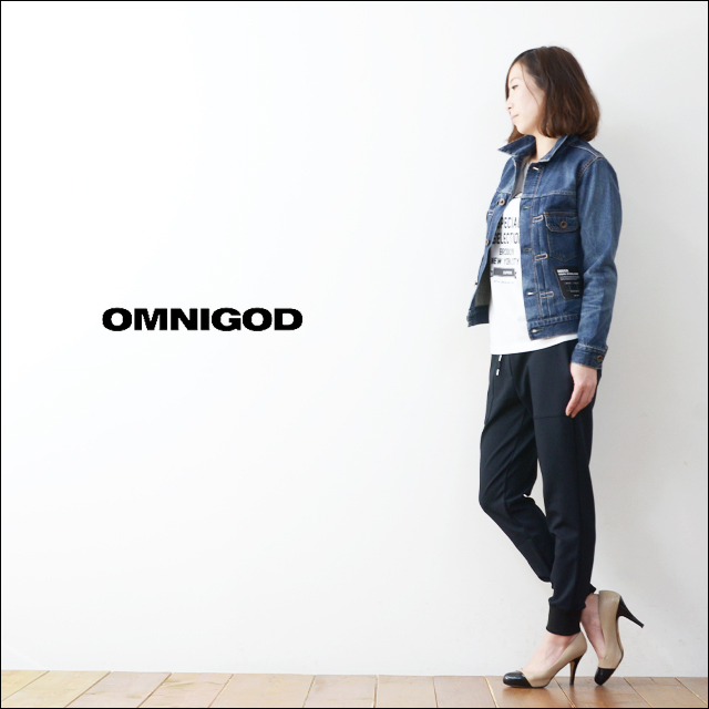 OMNIGOD[オムニゴッド] 2ND TYPE JACKET  [58-748C] LADY\'S_f0051306_19335263.jpg