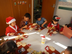 クリスマスParty_f0153418_11423090.jpg