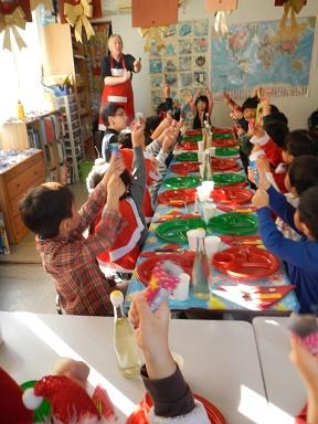 クリスマスParty_f0153418_11502271.jpg