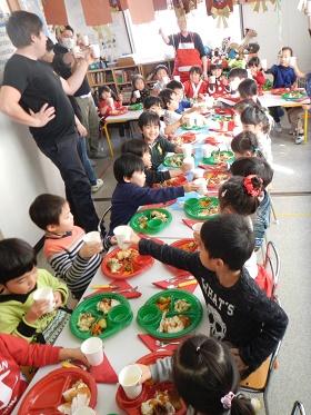 クリスマスParty_f0153418_11504292.jpg