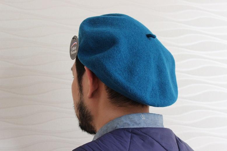 """質・生産国・価格、コスパの良い\""""ベレー帽\"""" ご紹介_f0191324_11393763.jpg"""
