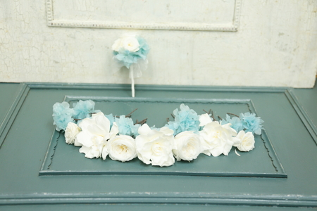 12月13日レッスン 結婚式のプレゼントやリース手作りいろいろ 次回1月31日_a0042928_1917125.jpg