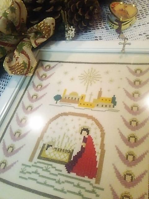 聖なる12月の奇跡のような出来事と アドベントカレンダーの小さなパティシェ。。。.☆*:.。.☆*†_a0053662_2017776.jpg