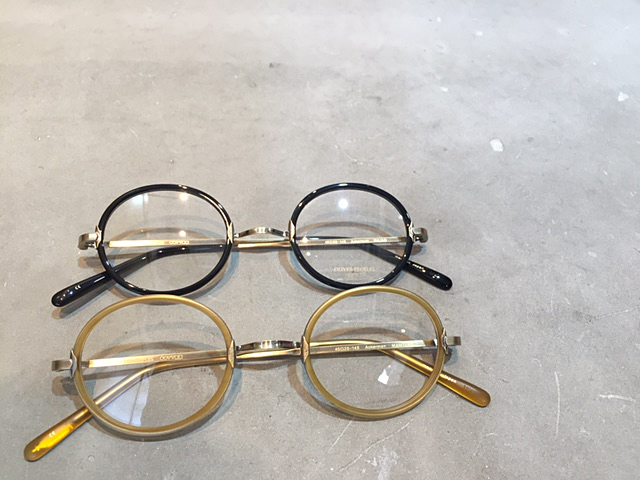 OLIVER PEOPLES 2016 NEW ARRIVAL_f0208675_21341294.jpg