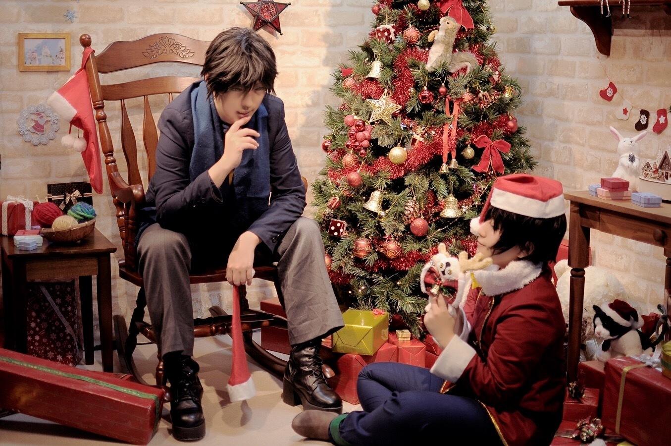 血界クリスマス。_a0157480_15343868.jpeg