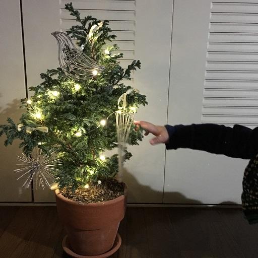 クリスマスモード♪_f0202682_13495855.jpg
