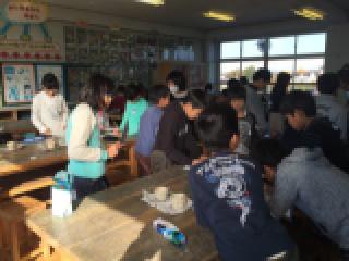 清水小学校に陶芸作品返してきました。_b0159687_11143678.jpg