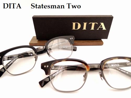 d7ba3b4651c DITA 人気モデルStatesman Twoのご紹介   自由が丘にあるフレンチ ...