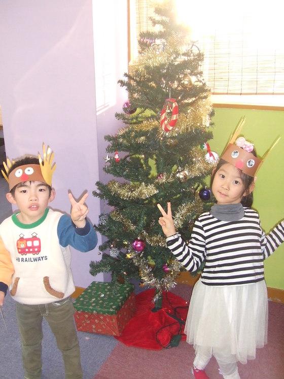 クリスマスレッスン2015_a0113809_18573283.jpg