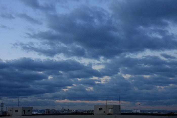 波状雲 (層積雲)_b0268615_8132675.jpg