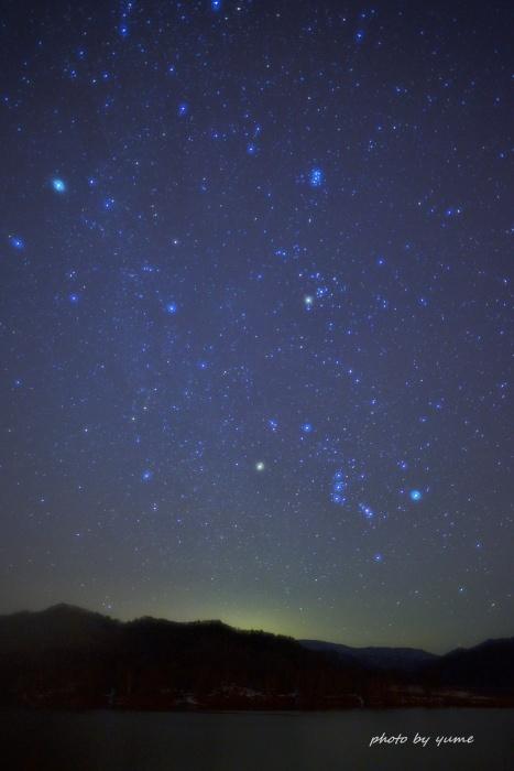 Starlit sky☆_a0322950_05392049.jpg