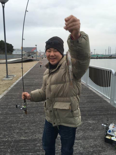 魚釣り!_e0081753_20204347.jpg