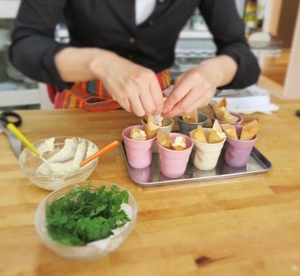 maki cooking studio*12月☆彡X\'mas Menu☆彡_f0236260_0404727.jpg