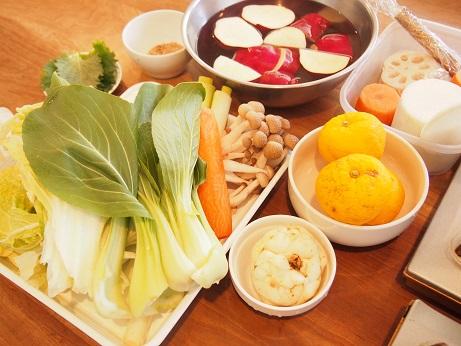 野菜たっぷりおもてなしごはん_d0128268_16505869.jpg