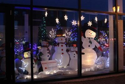 Charlottetownのクリスマス・イルミネーション 2_c0353373_01333211.jpg