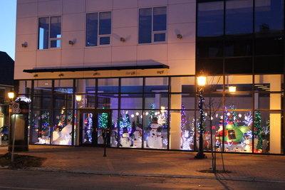 Charlottetownのクリスマス・イルミネーション 2_c0353373_01340420.jpg