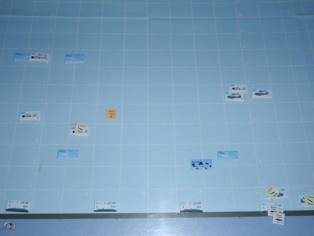 GMT「Wing Leader Victories 1940-1942」シナリオV23「Shimatta」をソロプレイ③_b0162202_1824366.jpg