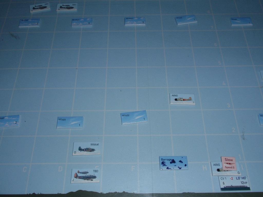 GMT「Wing Leader Victories 1940-1942」シナリオV23「Shimatta」をソロプレイ③_b0162202_1874099.jpg