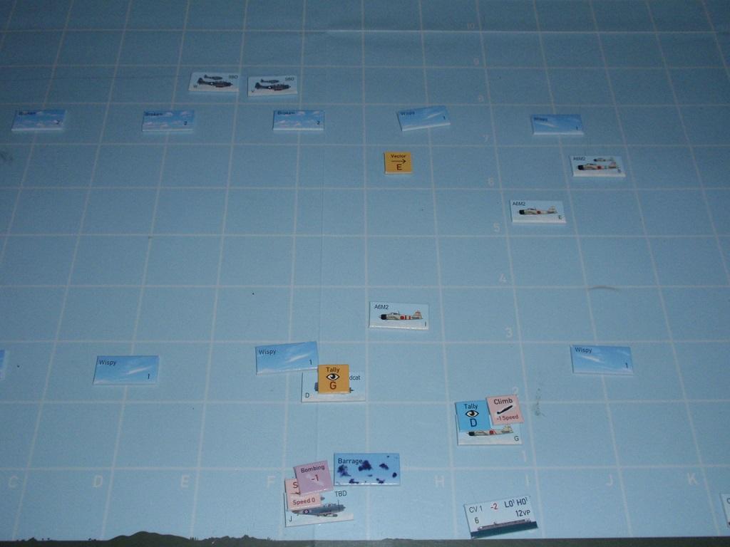 GMT「Wing Leader Victories 1940-1942」シナリオV23「Shimatta」をソロプレイ③_b0162202_1882943.jpg