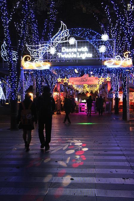 さいたま新都心  クリスマス・イルミネーション_d0150720_196141.jpg