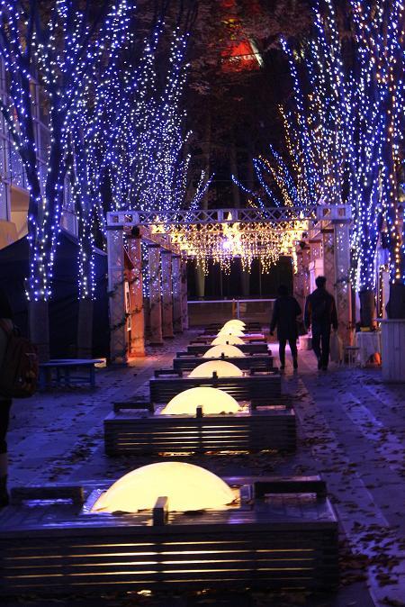 さいたま新都心  クリスマス・イルミネーション_d0150720_1964422.jpg