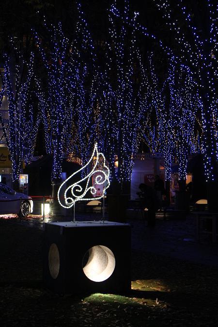 さいたま新都心  クリスマス・イルミネーション_d0150720_199588.jpg