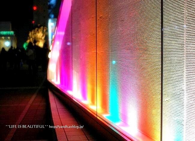Christmas Illumination☆2015_d0083623_1123118.jpg