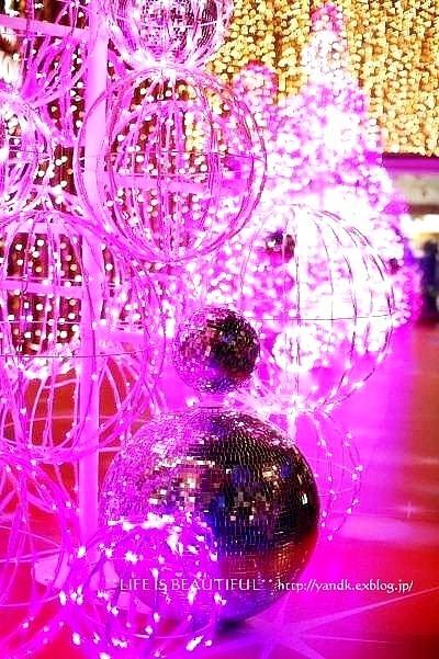 Christmas Illumination☆2015_d0083623_1134927.jpg