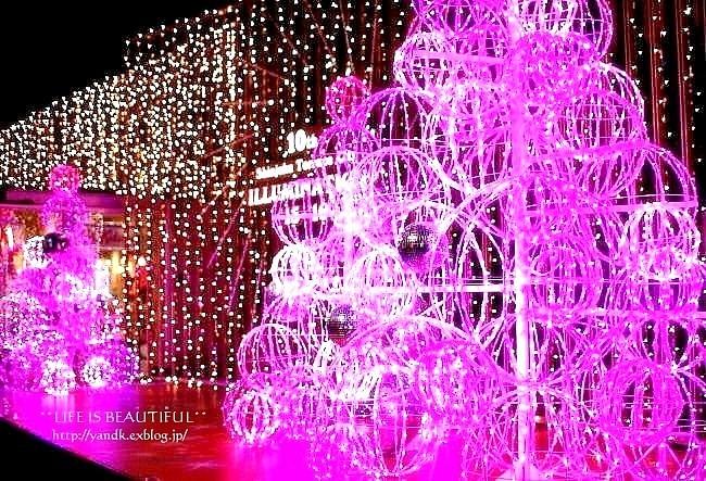 Christmas Illumination☆2015_d0083623_114315.jpg