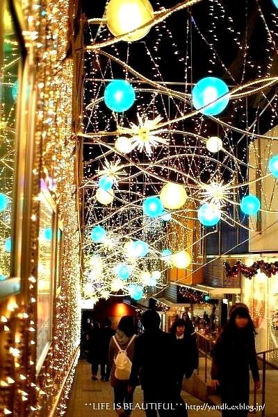 Christmas Illumination☆2015_d0083623_1153516.jpg