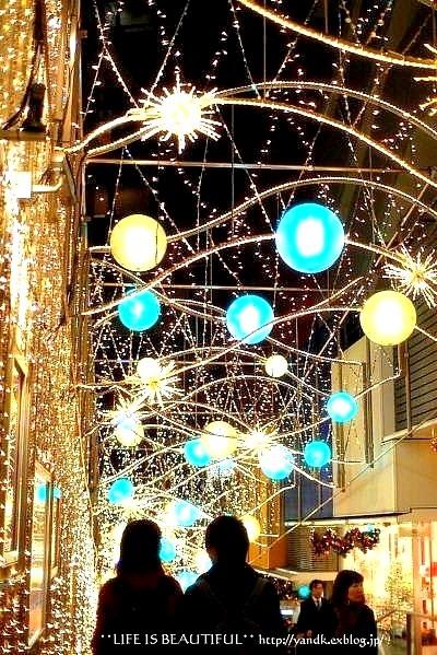 Christmas Illumination☆2015_d0083623_1155136.jpg