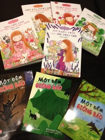 ☆日本の人気児童文学がベトナムに上陸☆_b0290647_292312.jpg