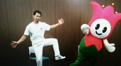 「加古川市版いきいき百歳体操」が完成しました~♪(^o^)/_d0191262_07225323.jpg