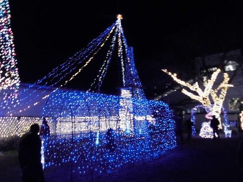 東逗子のクリスマス_e0190287_19102187.jpg