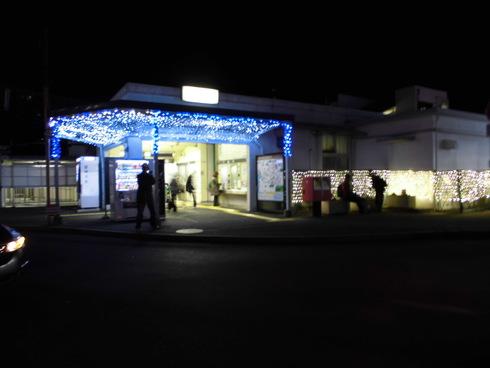 東逗子のクリスマス_e0190287_1975081.jpg