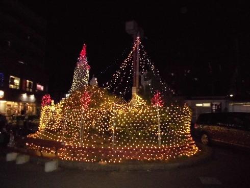 東逗子のクリスマス_e0190287_1982756.jpg