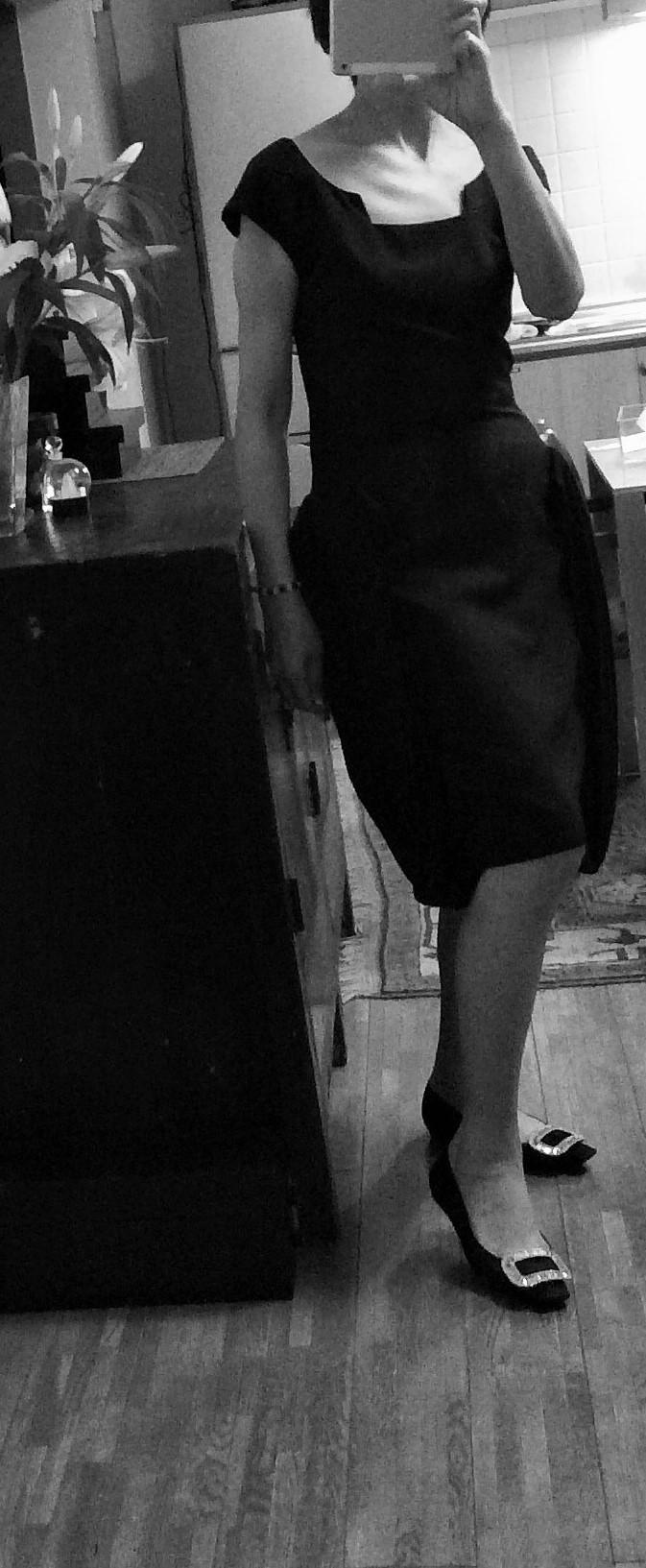 Xmasは…Little  Black  Dress_b0210699_22163889.jpeg