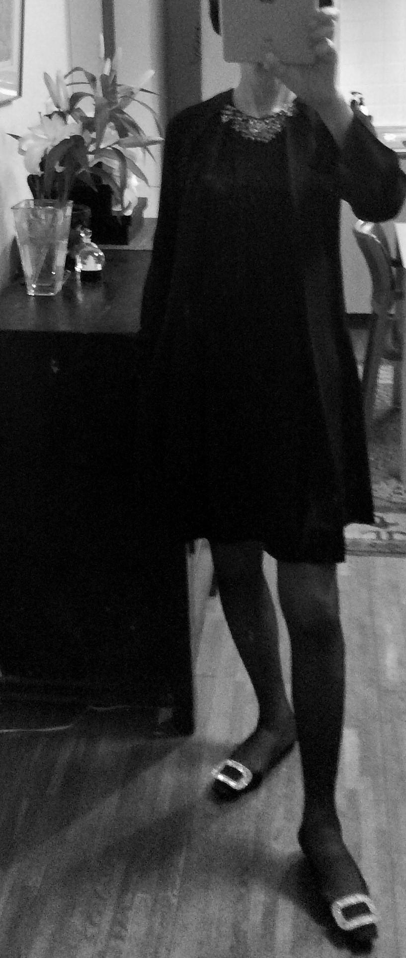 Xmasは…Little  Black  Dress_b0210699_22165643.jpeg