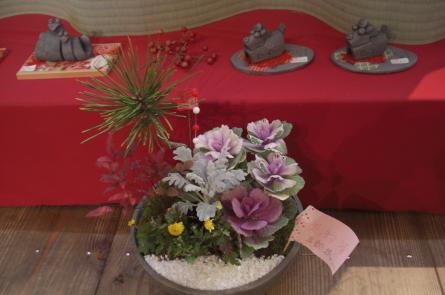 「祝う迎春~和と申と美と~」終了いたしました。_b0186205_13095204.jpg