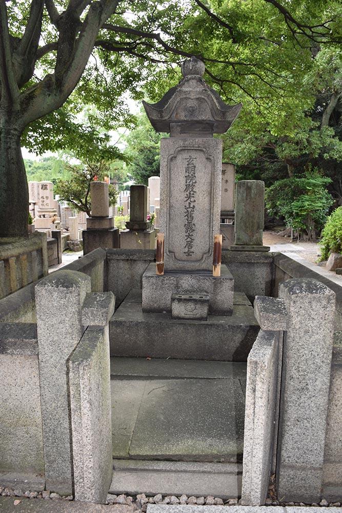 大坂の陣400年記念ゆかりの地めぐり その36 ~一心寺~_e0158128_126392.jpg