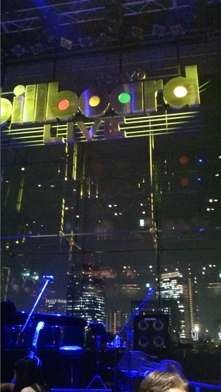 ビルボードライブ東京_d0353129_03241106.jpg