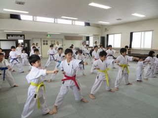新琴似教室 稽古納め_c0118332_1425151.jpg